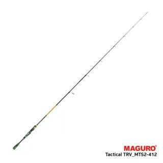 rod maguro tactical trv rod spinning travel rod