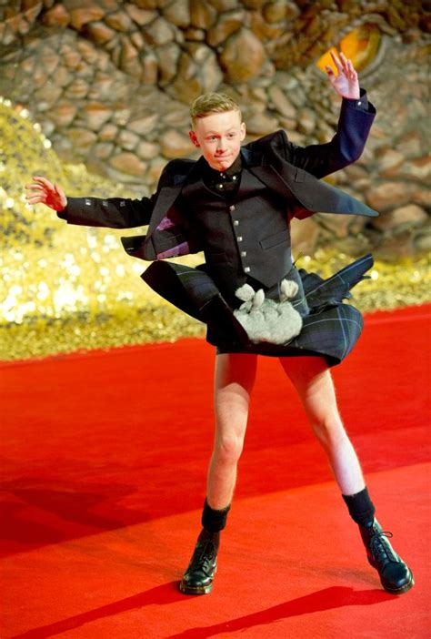 Paisley teen John Bell reckons he could give Outlander's ...