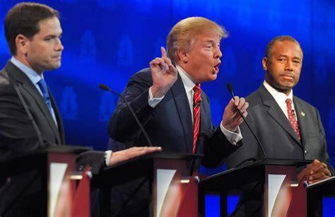 gop presidential debate moderator neil cavuto  fox