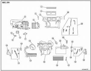 Nissan Sentra Service Manual  Heating And Cooling Unit
