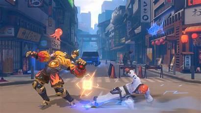 Fighting Games Ps4 Robot Combat Metal Jeux
