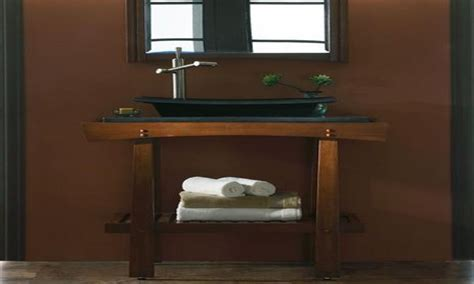 Zen bathroom vanities, asian inspired bathroom vanity