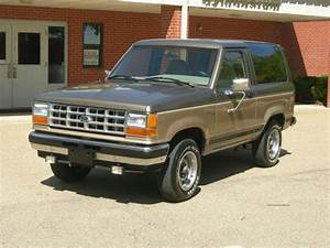 Buy Used 1989 Ford Bronco Ii Xlt Sport Utility 2