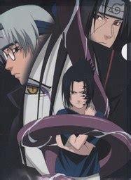 naruto orochimaru uchiha sasuke uchiha itachi