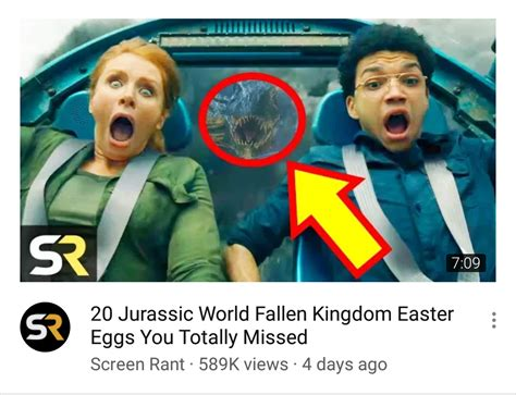 Possibly the worst clickbait thumbnail I've seen yet ...