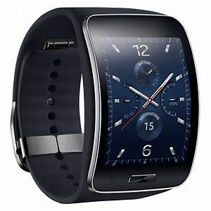 Samsung Announces Gear S Smartwatch And Gear Circle