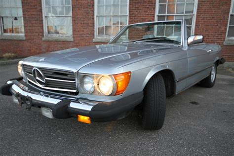 Car has all new tires on it. 1984 Mercedes 380 SL Convertible for sale