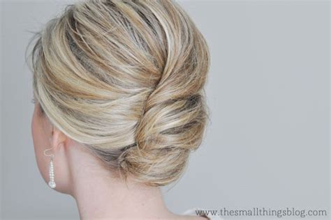 Classic Twist Updo Hairstyle by Twist Wedding Inspiration Twist Hair