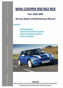 Mini Cooper Wiring Diagram 2009