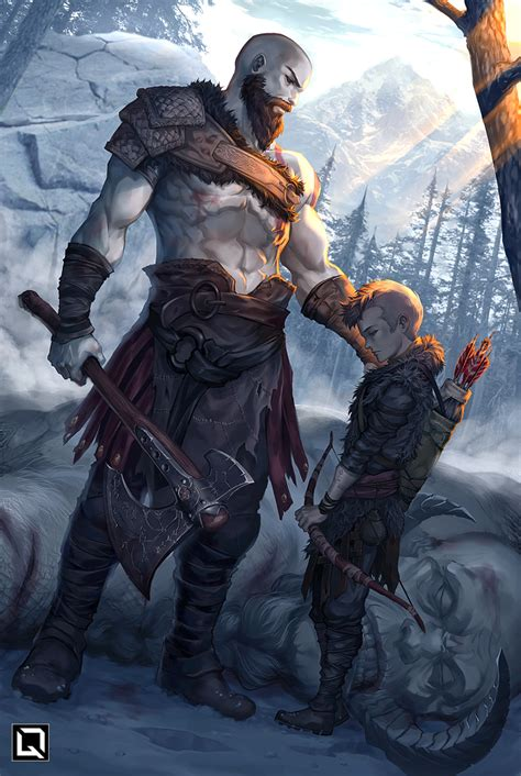 Kratos God Of War Zerochan Anime Image Board
