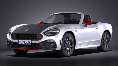 Fiat 500 Backgrounds by Fiat Abarth 124 Spider Backgrounds Hd Pictures