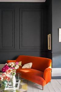 best 25 orange rooms ideas on pinterest orange walls With kitchen colors with white cabinets with papier peint chambre enfants