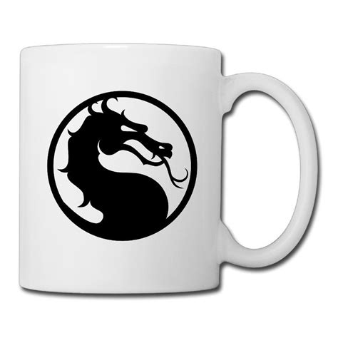 Days of future past 1.2 revised timeline 1.2.1 prior to days of future. Cool Mortal Kombat X Games Logo Black Ceramic Coffee Mug, Tea Cup   Best Gift For Men, Women And ...