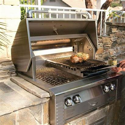 Cooking Indirect Pod Grills Alfresco Aic