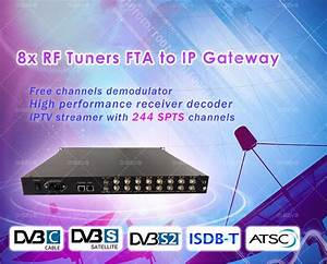 Dvb C Over Ip : dvb c over ip tv gateway with 8 tuners in and 240 chs out ~ A.2002-acura-tl-radio.info Haus und Dekorationen