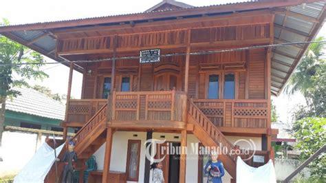 rumah adat manado model rumah tradisional