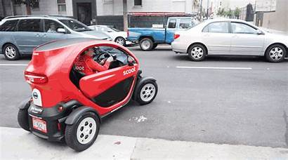 Scoot Electric Rentals Drive Fun Aolcdn Launches
