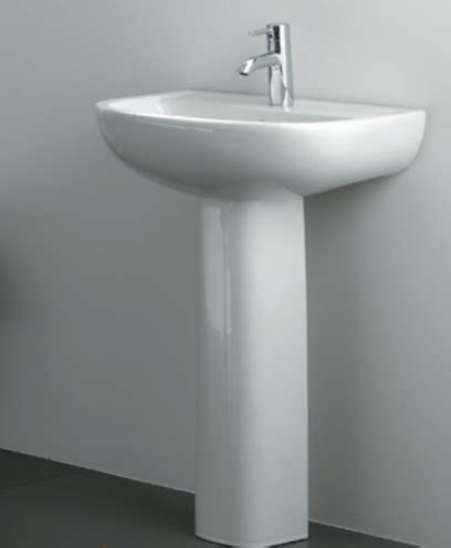 Buy RAK Compact Pedestal Basin at Accent Bath for only $259.00