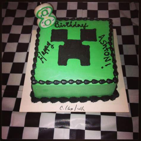 minecraft creeper cake minecraft creeper cake creeper