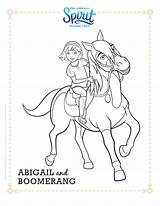 Spirit Coloring Pages Printable Riding Horse Abigail Boomerang Sheets Movie Books Birthday Colouring Printables Sweeps4bloggers Dreamworks Characters Sheet Cartoon Rockinmama sketch template