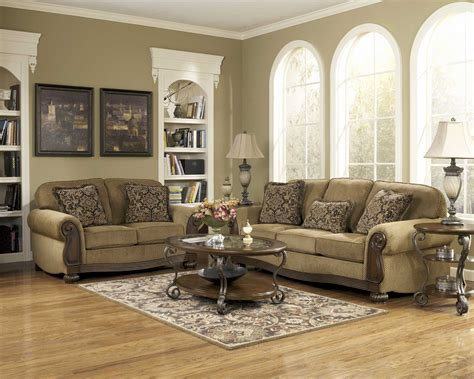 Ashley Furniture Traditional Living Room Sets Cute Ashley