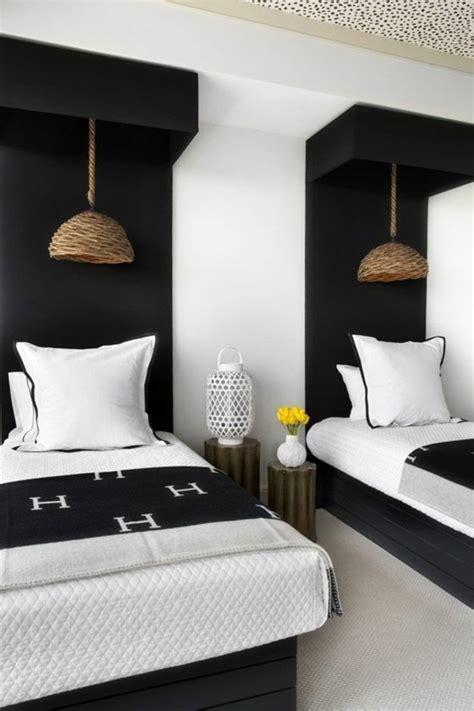 la chambre coucher la tête de lit originale en 46 photos