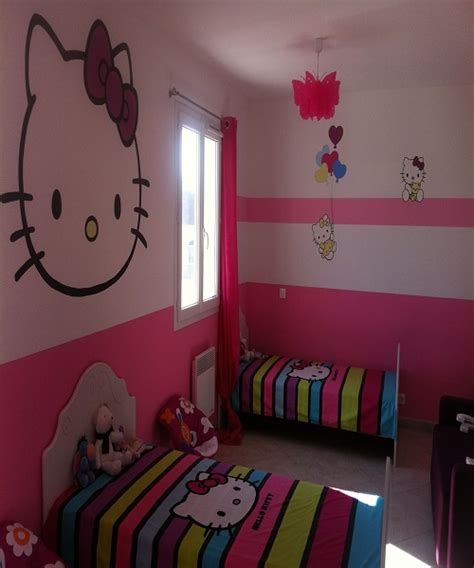 idee d 233 co chambre fille d 233 coration enfant hello