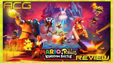 mario rabbids kingdom battle review buy wait  sale