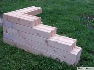 Le parpaing bois enfin une vraie bonne idee ecologique for Garage bois ou parpaing