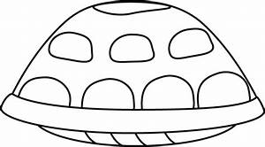Black and White Turtle Shell Clip Art - Black and White ...