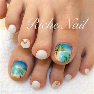 31 Adorable Toe Nail Designs For This Summer | Toe nails ...