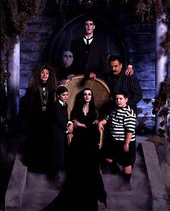 New Addams Family Cast - Sitcoms Online Photo Galleries
