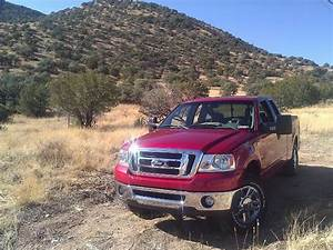 2004 Ford F150 Truck Mirror Manual Towing Upgrade
