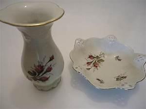 Rosenthal Porzellan Verkaufen : rosenthal porzellan schal mit vase rose in mannheim glas ~ Michelbontemps.com Haus und Dekorationen