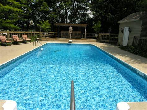 Swimming Pool In Backyard, Home Swimming Pools Inground