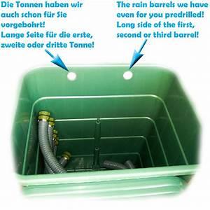 Regentonne Mit Pumpe : 30000l bade und schwimmteich filteranlage mit oase 12v ~ A.2002-acura-tl-radio.info Haus und Dekorationen
