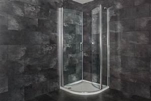 Duschkabine 90x90 Viertelkreis Radius 550 : runddusche duschkabine viertelkreis duschabtrennung asymmetrisch glasdusche ah24 ebay ~ Eleganceandgraceweddings.com Haus und Dekorationen