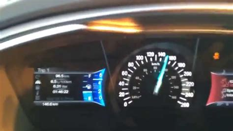 ford fusion  ecoboost manual   youtube