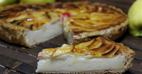 Tarta De Manzanas Con Leche Condensada