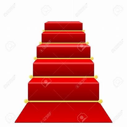 Clipart Step Stair Staircase Carpet Stairs Clip