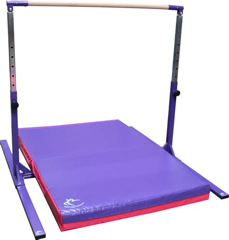 my home high bar a must for gymnasts at home
