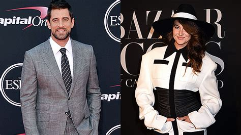 Aaron Rodgers Romantic History: Green Bay Packer Star's ...