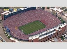 Incredible Pictures 109,000 people at Manchester United v