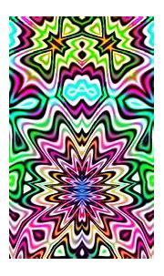 Surreal Lsd Abstract Digital Art - WallDevil
