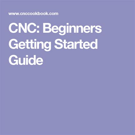 learn cnc basics  easy guide machining tutorials