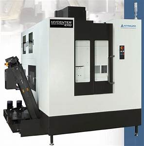 Vertical Machining Center Kitamura Mycenter 2xd Sp For Sale