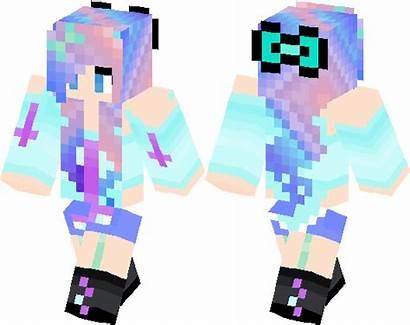 Pastel Goth Skin Minecraft Skins