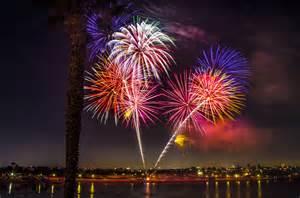 Newport Beach 4th July Fireworks