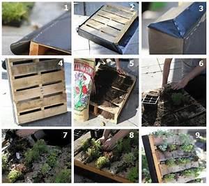 les 56 meilleures images a propos de creer un potager ou With amenagement petit jardin avec terrasse 13 personnaliser une credence