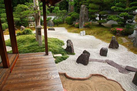 Le Jardin Japonais, Le Jardin Zen La Nouvelle Tendance